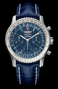 Limited edition of the chronograph watch Navitimer