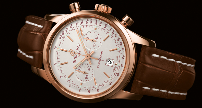 Transocean Chronograph 38 from Breitling First-Class femininity ccad569cb6