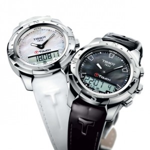 T Touch II Lady, women watches by Tissot